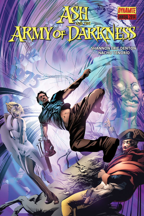 Ash and the Army Of Darkness Annual