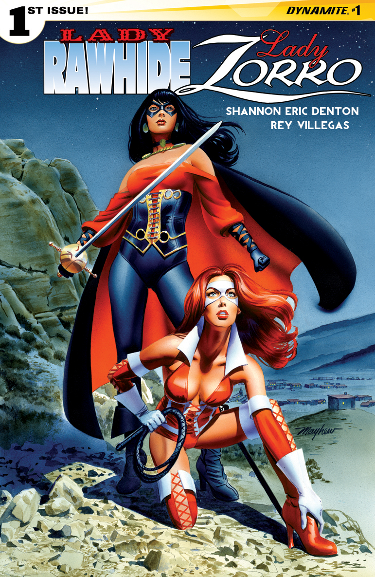 Lady Zorro & Lady Rawhide