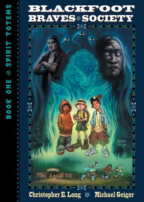 The Blackfoot Braves Society