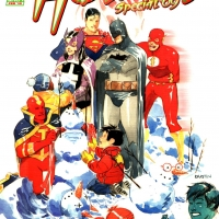 DC Comics Holiday Special