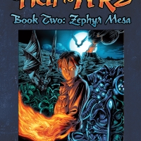Heir To Fire: Zephyr Mesa