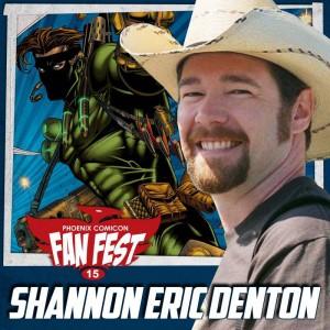 Shannon Eric Denton Phoenix Fan Fest 2015