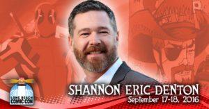 LBCC2016: Shannon Eric Denton