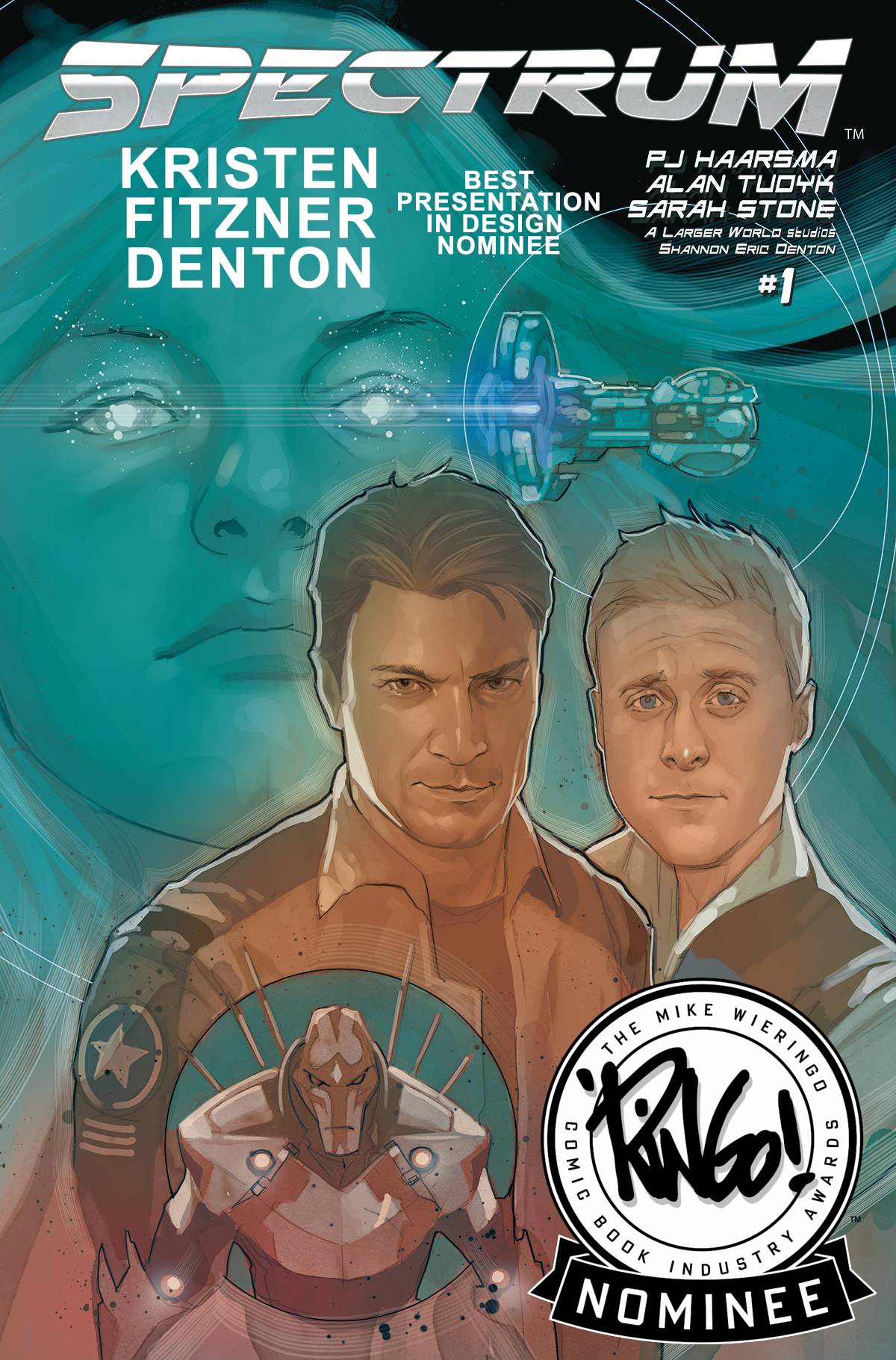 Comic nomination for men. Nominations for corporate comic 57
